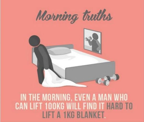 Morning True Facts