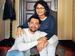 Kiran Rao with Amir khan