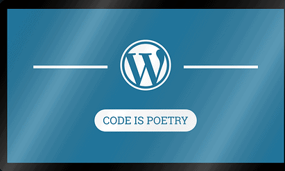 wordpress codes are well written