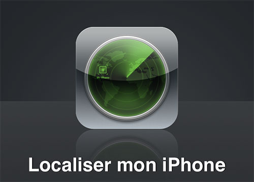 application pour localiser un telephone