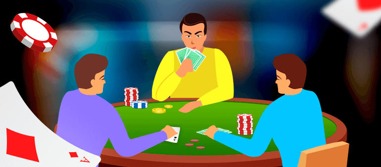 Poker aggression: How and when to use in online poker?