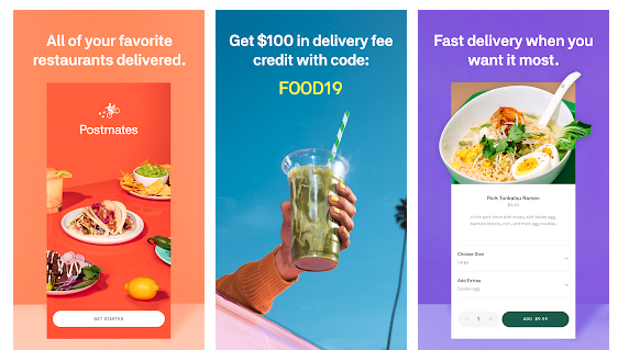 Hungry? Top 5 Food Delivery Apps in NYC to Check Out in 2020
