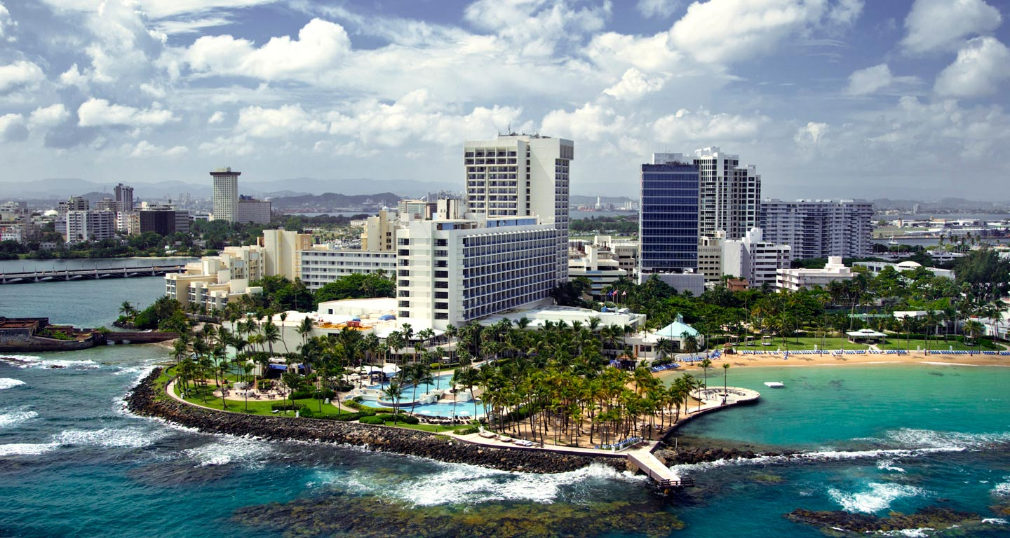 Condado Lagoon Villas At Caribe Hilton 30 000 50 Points