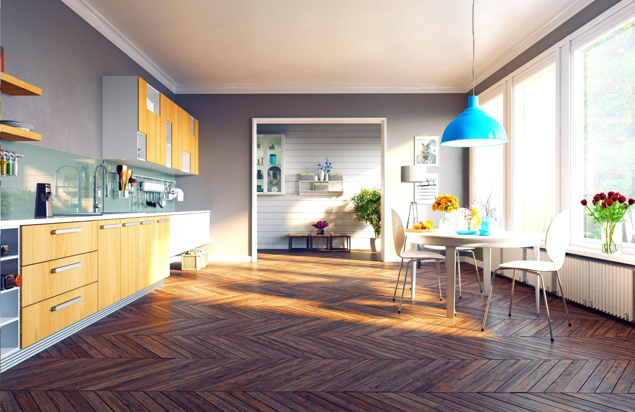 Stunning kitchen floor ideas