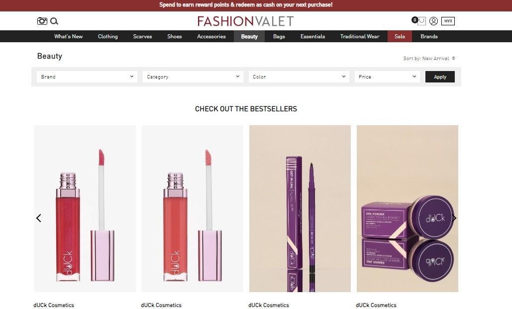 Malaysian Makeup Brands