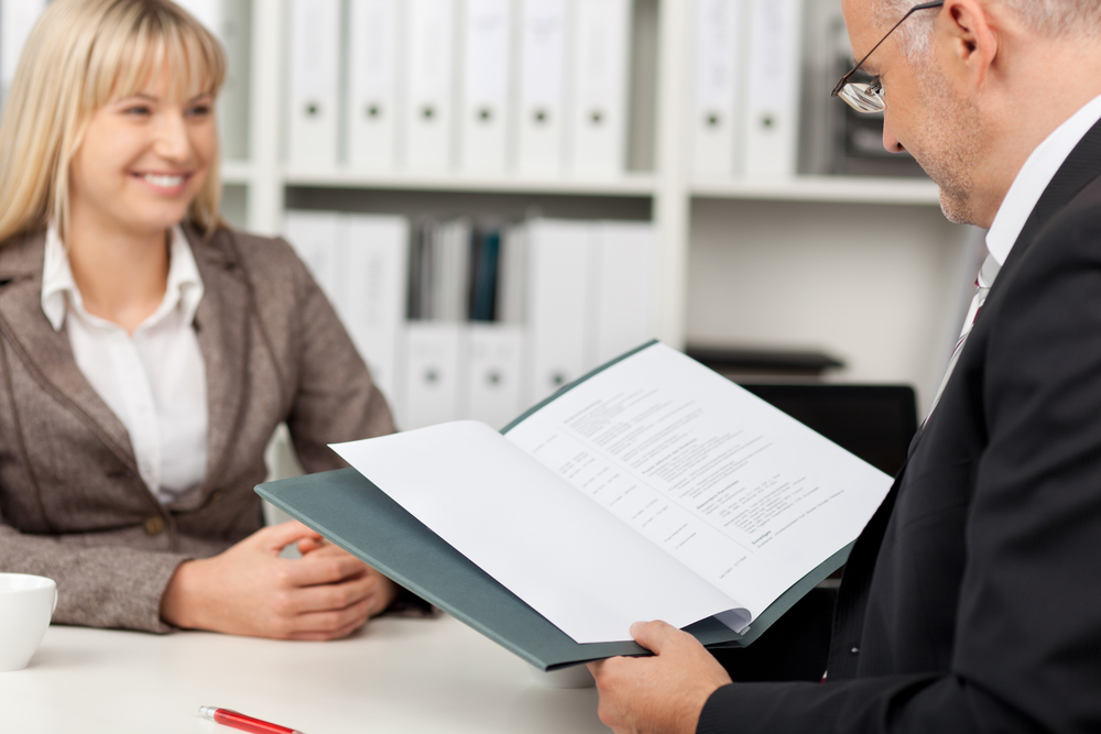 Importance of a nicely done CV in job interviews