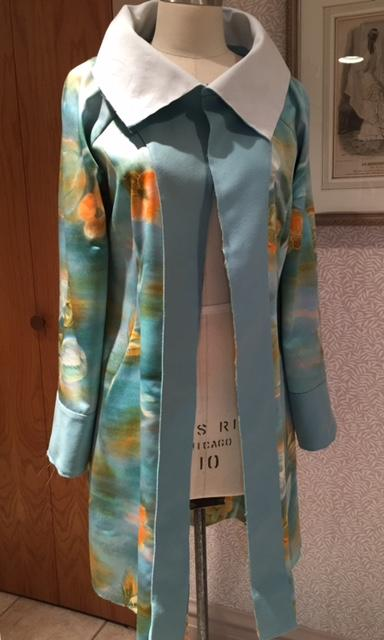 Upline Jacket Sew Along Week 3: Construction