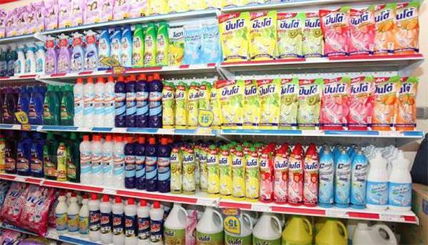 Một góc các sản phẩm Thái Lan được người Việt tin dùng