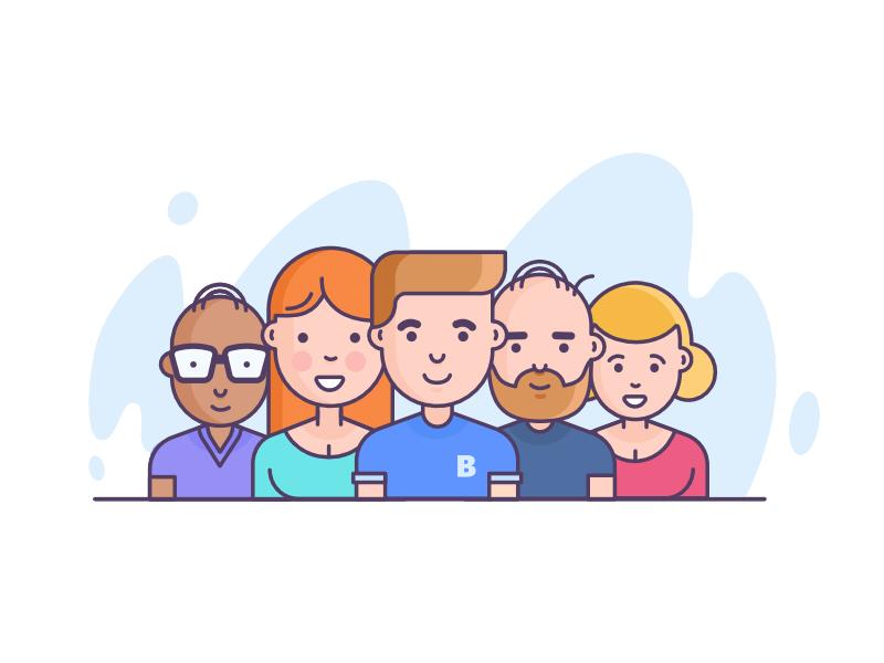 Image result for team illustration