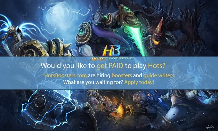 hots booster