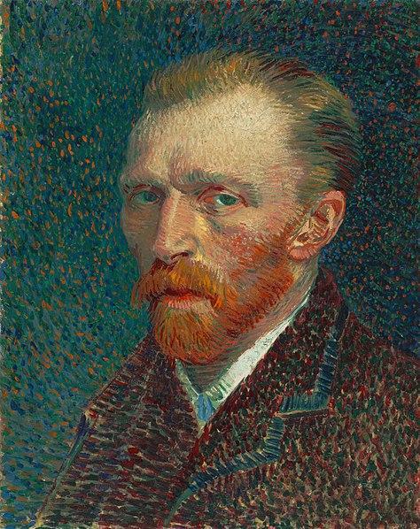 ile:Vincent van Gogh - Self-Portrait - Google Art Project (454045).jpg