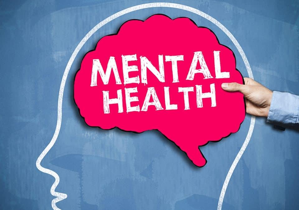 Omega 3 fatty acid improved mental health.