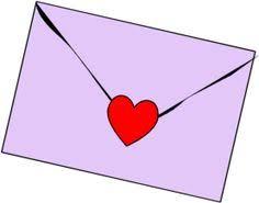 Image result for valentine mailbox outline