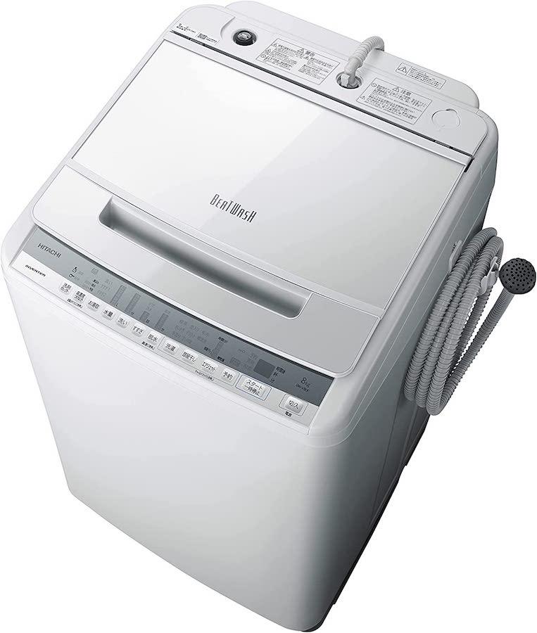 日立 全自動洗濯機 ビートウォッシュ