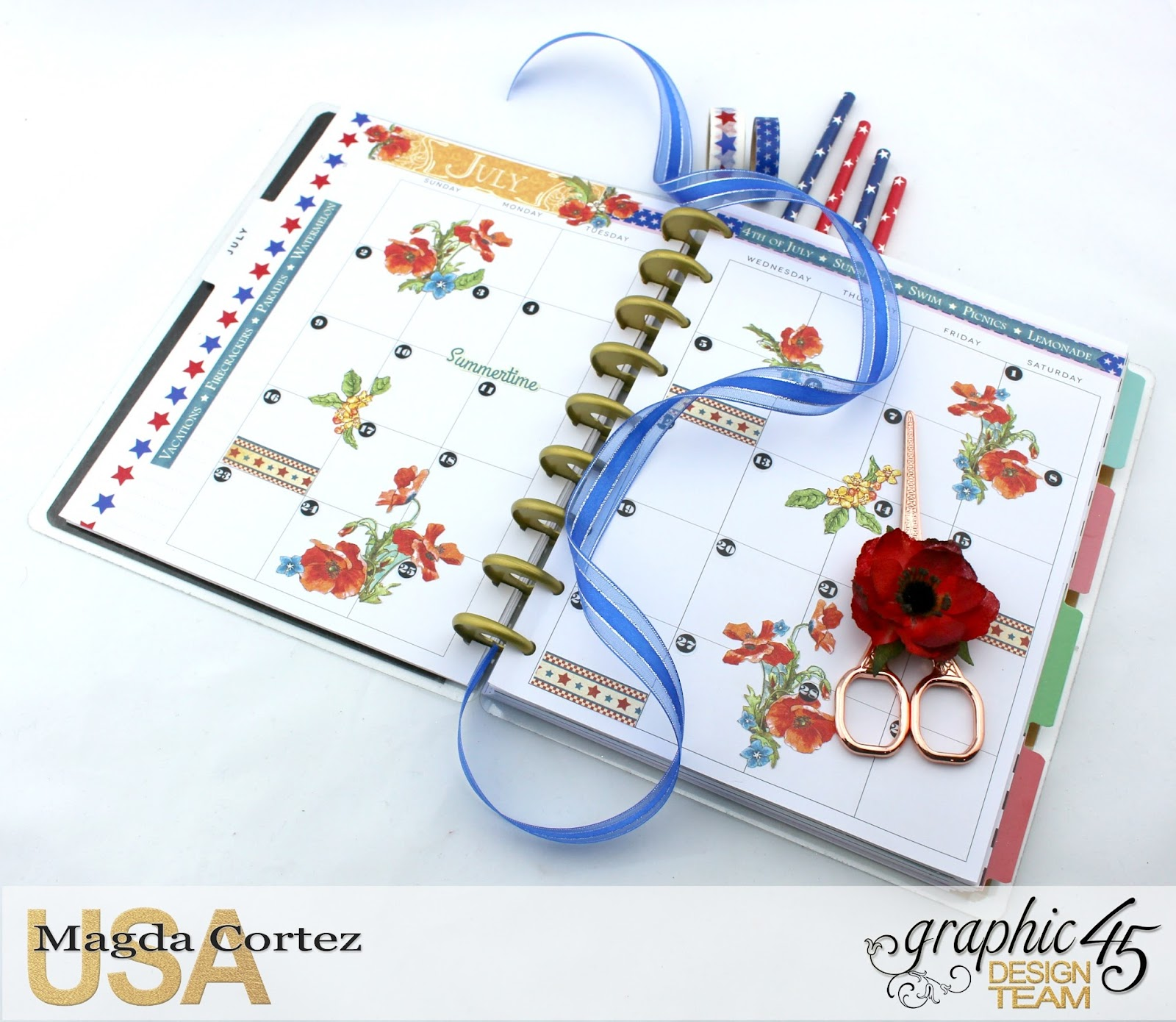 My JULY G45 Planner, Children's Hour By Magda Cortez, Product by G45, Photo 05 of 20  .jpg