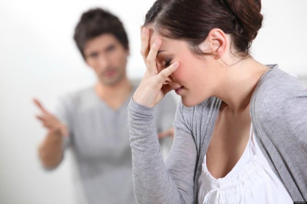 Những cuộc cãi nhau triền miên làm hôn nhân mệt mỏi
