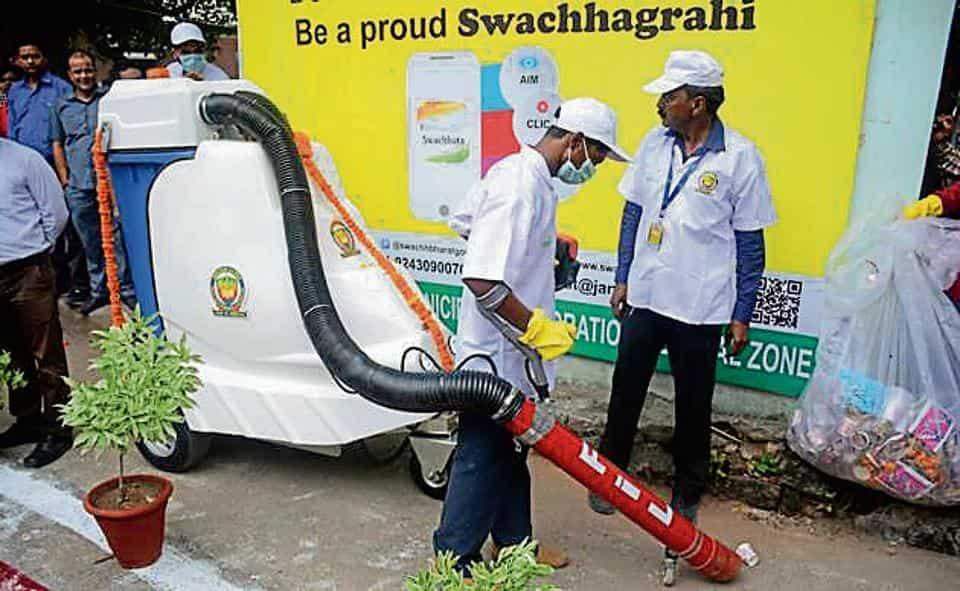 Image result for Plan to introduce Mechanised Cleaning Sweepers