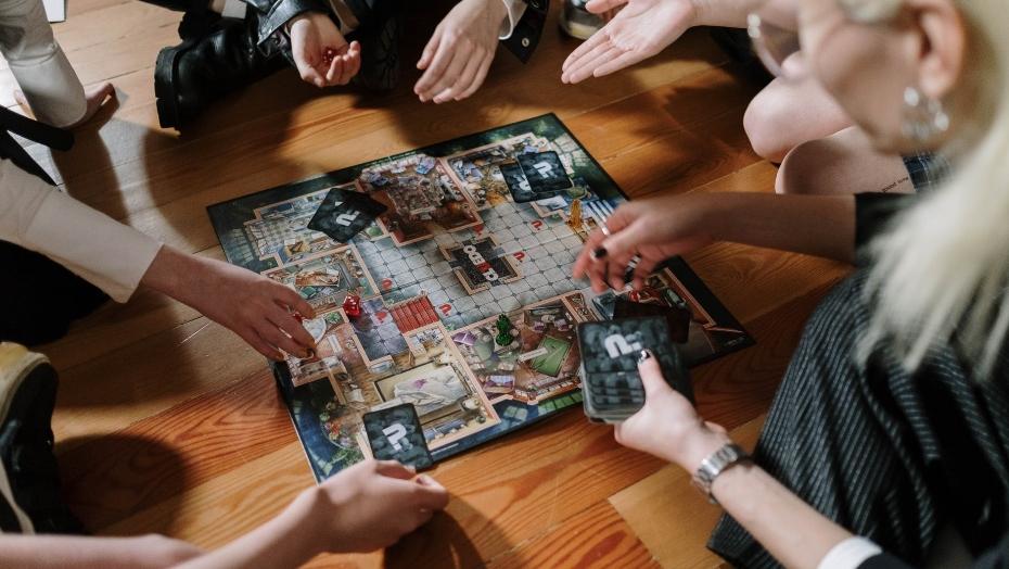 galda spēles