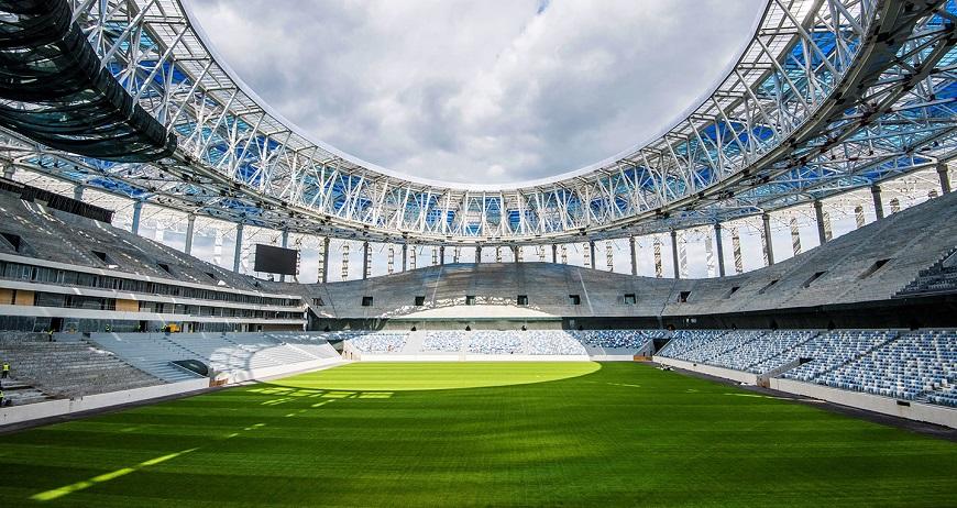 Khả năng truyền sáng tuyệt vời cho sân vận động