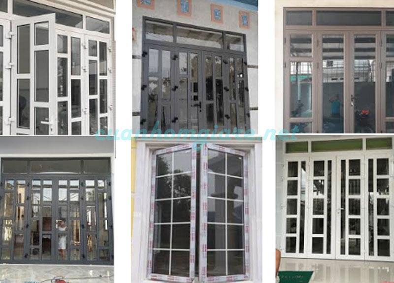 Cửa nhôm Xingfa nhập khẩu có chất lượng hàng đầu