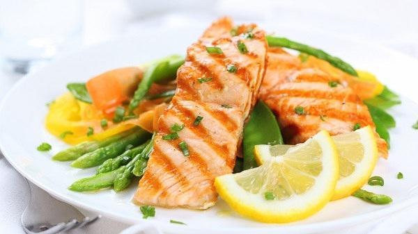 کباب ماهی لذیذ و سالم
