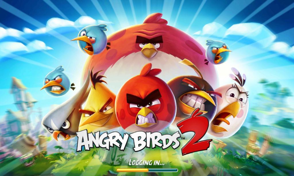 After Effect đã được sử dụng để làm hoạt hình Angry Bird