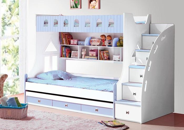 Khi chọn mua giường tầng chú ý đến kích thước
