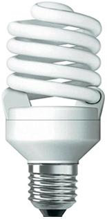 Люминесцентная (энергосберегающая) лампа