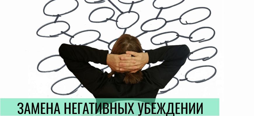 как заменить ограничивающие убеждения