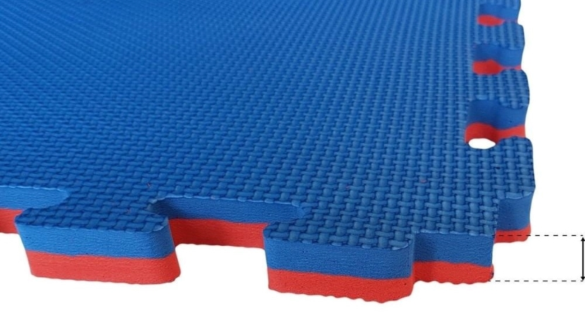 a foam floor tile