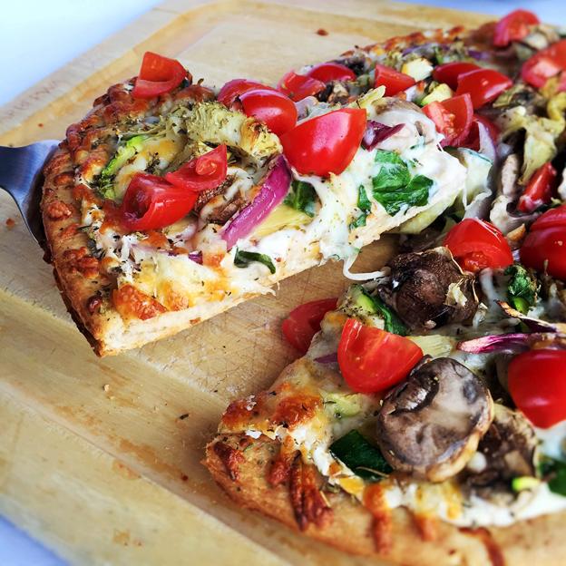 Піца в пост Фото 7
