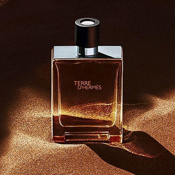 4. Hermès - Terre d'Hermès โทน Woody