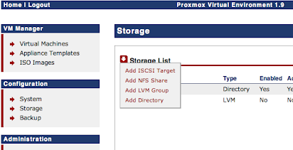 Virtualization with Proxmox yPBL cookbook