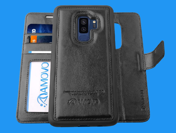 AMOVO Case for Galaxy S9 Plus