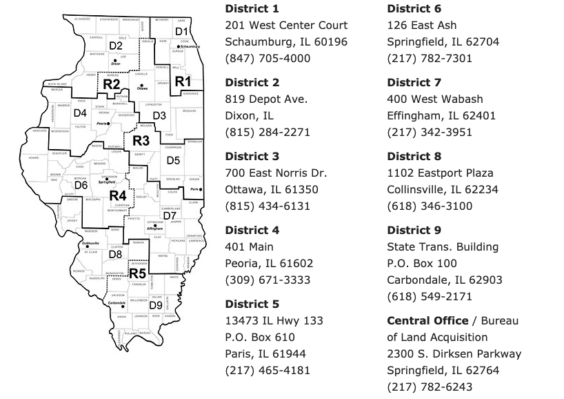 Must-Know Info for Outdoor OOH Advertising in Illinois