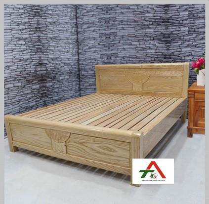 Có nên mua giường gỗ sồi không