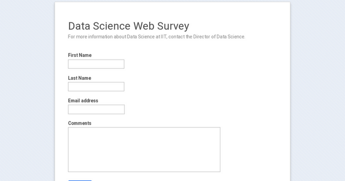 online masters in data science