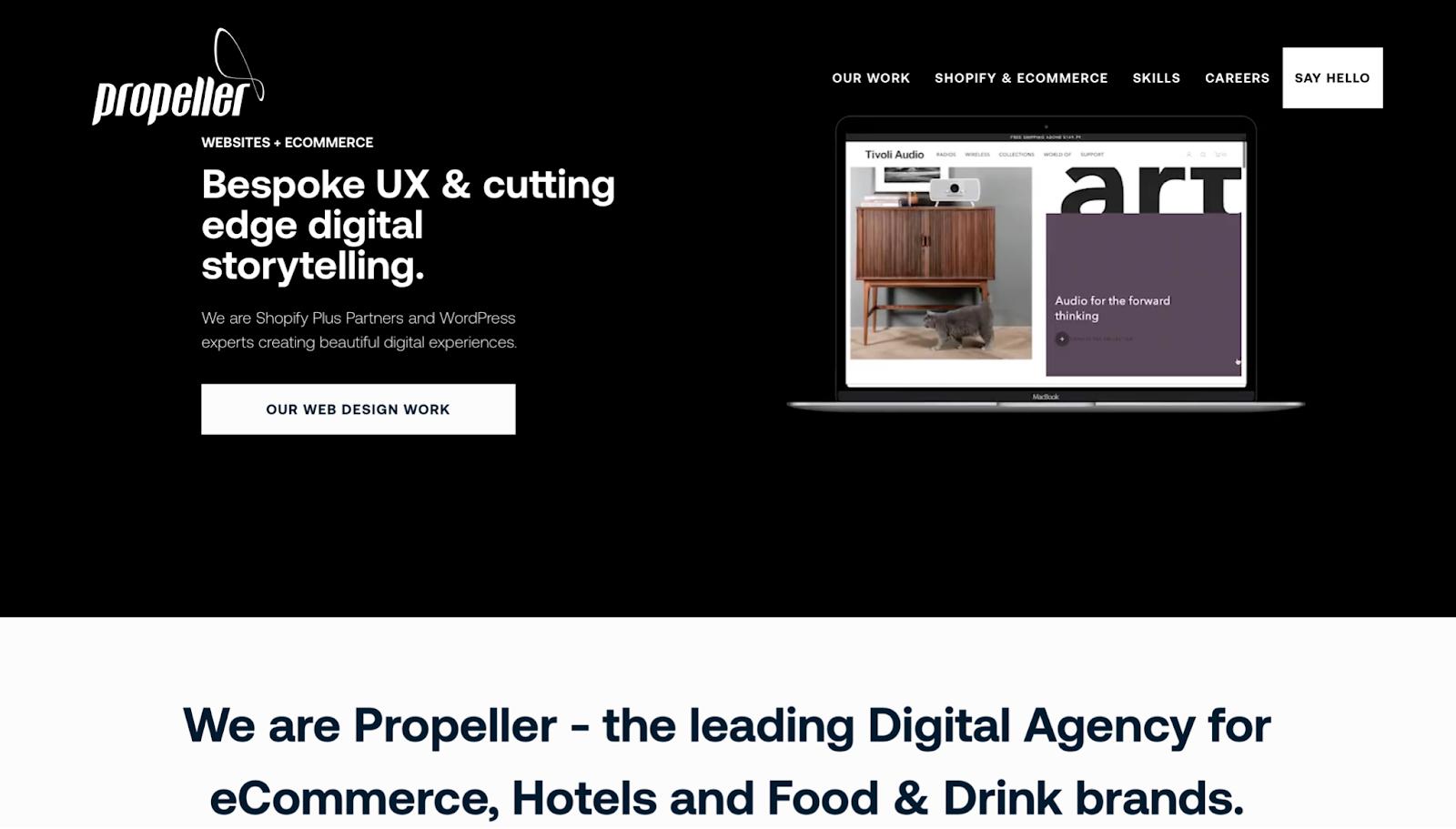 luxury digital agencies