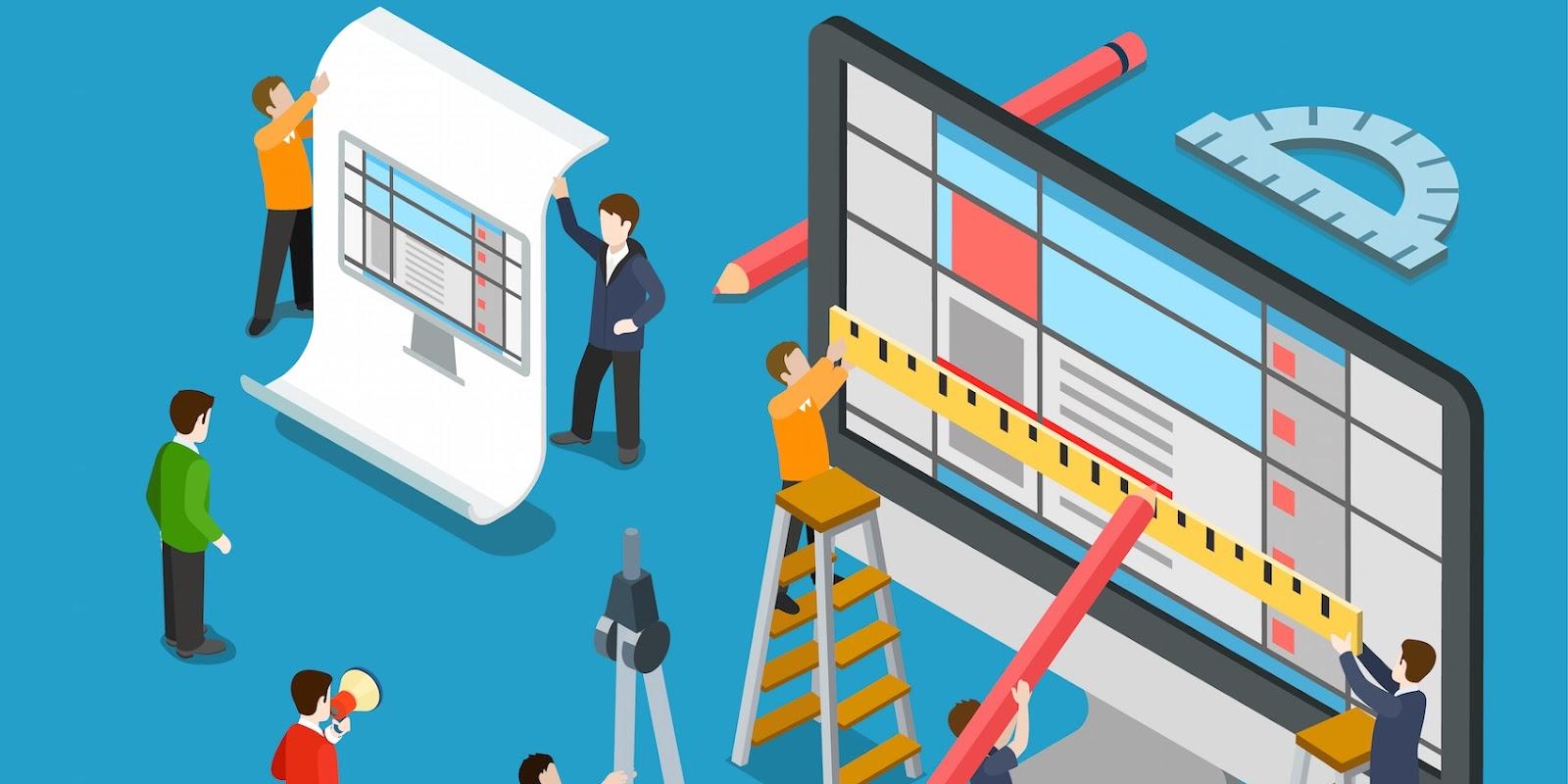 Web дизайн LoGoGo Studio