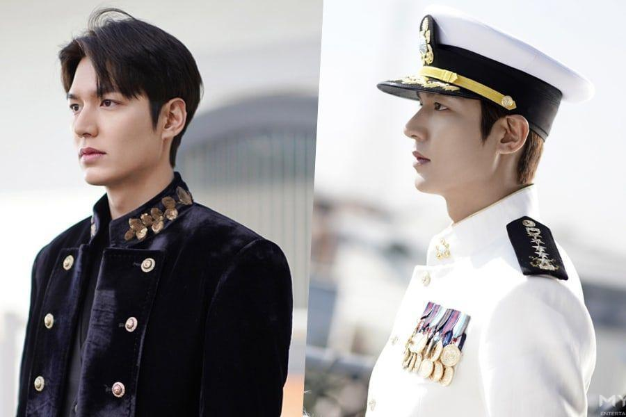 "Lee Min Ho Is Flawless In Uniform In ""The King: Eternal Monarch"""