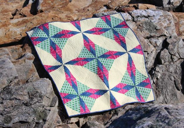 Sunrise Delight Quilt Pattern - Craftsy.com