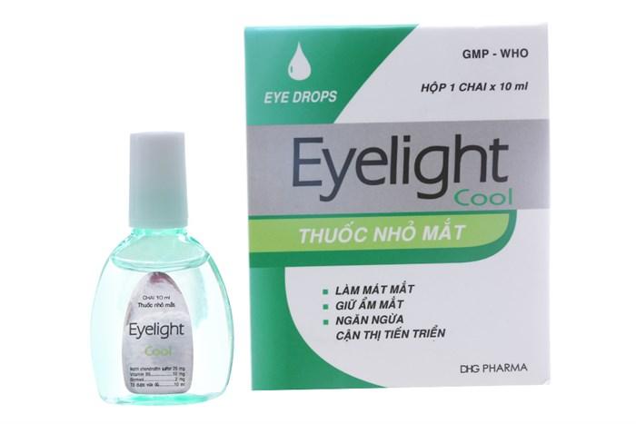 Thuốc nhỏ mắt Eyelight Cool