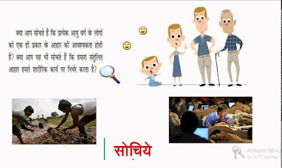 essay on healthy diet in hindi