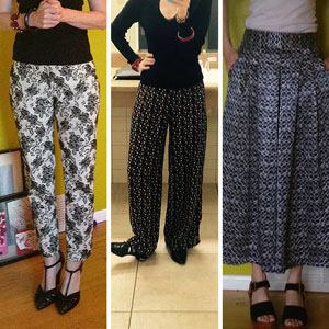 Sewing Pants & Ancient History. Intrigued? Read On!