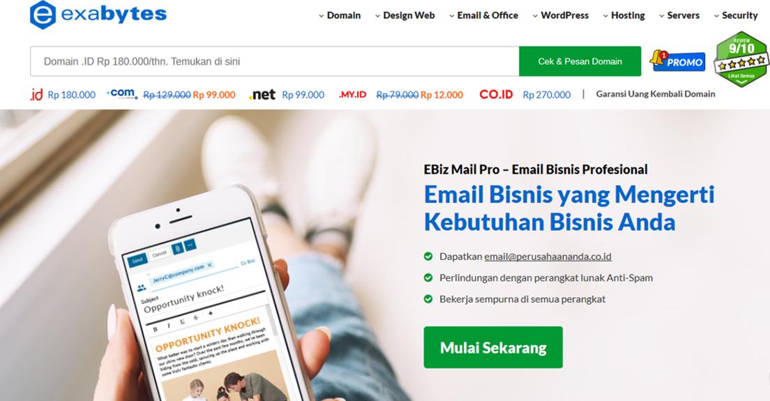 Ketahui tentang Email Bisnis dan Tutorial Membuatnya