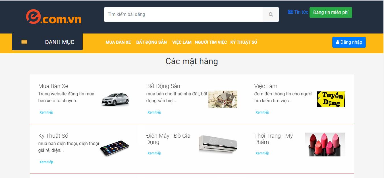 hình ảnh 14 Top 15 Trang Web Mua Bán Xe Ô Tô Uy Tín Nhất Việt Nam