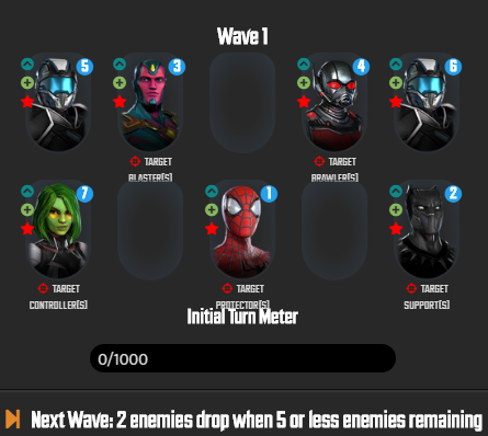 Marvel Strike Force: Fear The Darkness Guide & Kill Order 3