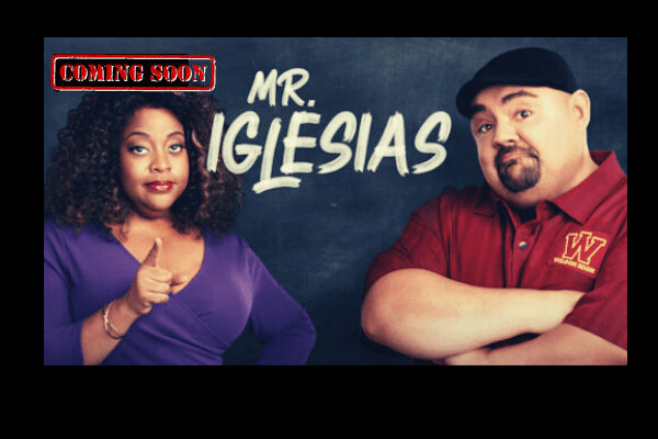 Mr Iglesias Season 3 poster