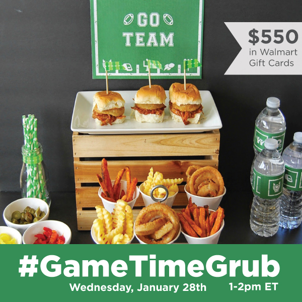 #GameTimeGrub-Twitter-Party-Jan28-1pmEST