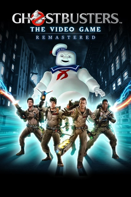 4. Ghostbusters The Video Game Remastered